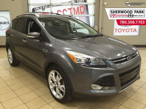 Pre-Owned 2013 Ford Escape Titanium- MANAGER SPECIAL CLEARANCE!! All Wheel Drive 4 Door Sport Utility