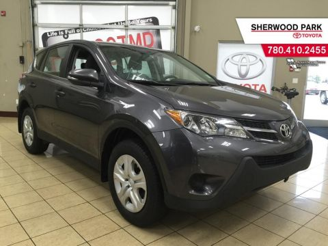 Certified Pre-Owned 2013 Toyota RAV4 LE All Wheel Drive 4 Door Sport Utility