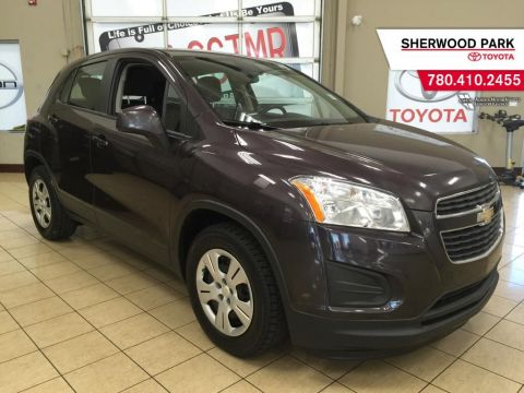 Pre-Owned 2014 Chevrolet Trax LS-REDUCED!! Front Wheel Drive 4 Door Sport Utility