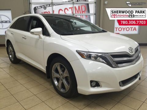 Certified Pre-Owned 2014 Toyota Venza Limited AWD- MANAGER SPECIAL CLEARANCE!! All Wheel Drive 4 Door Sport Utility