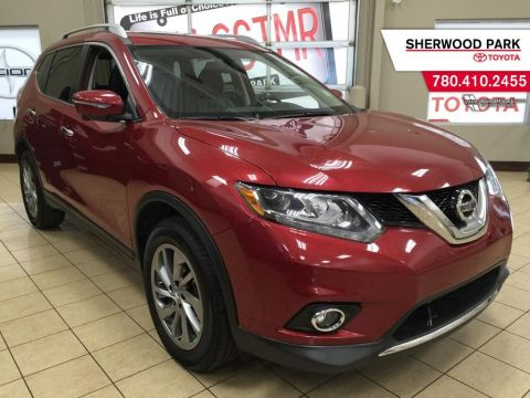 Pre-Owned 2015 Nissan Rogue SL-REDUCED!! All Wheel Drive 4 Door Sport Utility