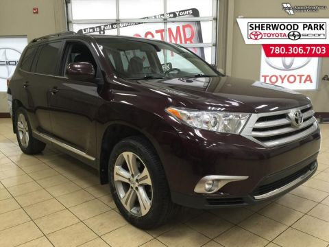 Pre-Owned 2013 Toyota Highlander SPORT-CLEARANCE!! All Wheel Drive 4 Door Sport Utility
