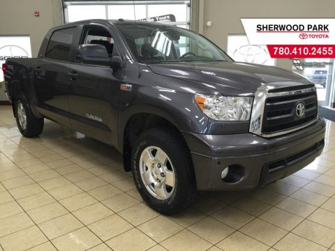 Certified Pre-Owned 2013 Toyota Tundra TRD OFF-ROAD Four Wheel Drive 4 Door Pickup