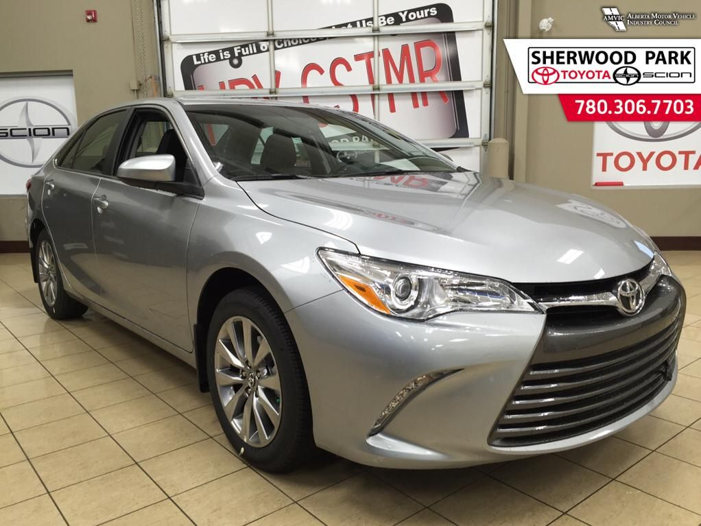 new 2016 toyota camry xle 4 door car in sherwood park 6ca2636 sherwood park toyota. Black Bedroom Furniture Sets. Home Design Ideas