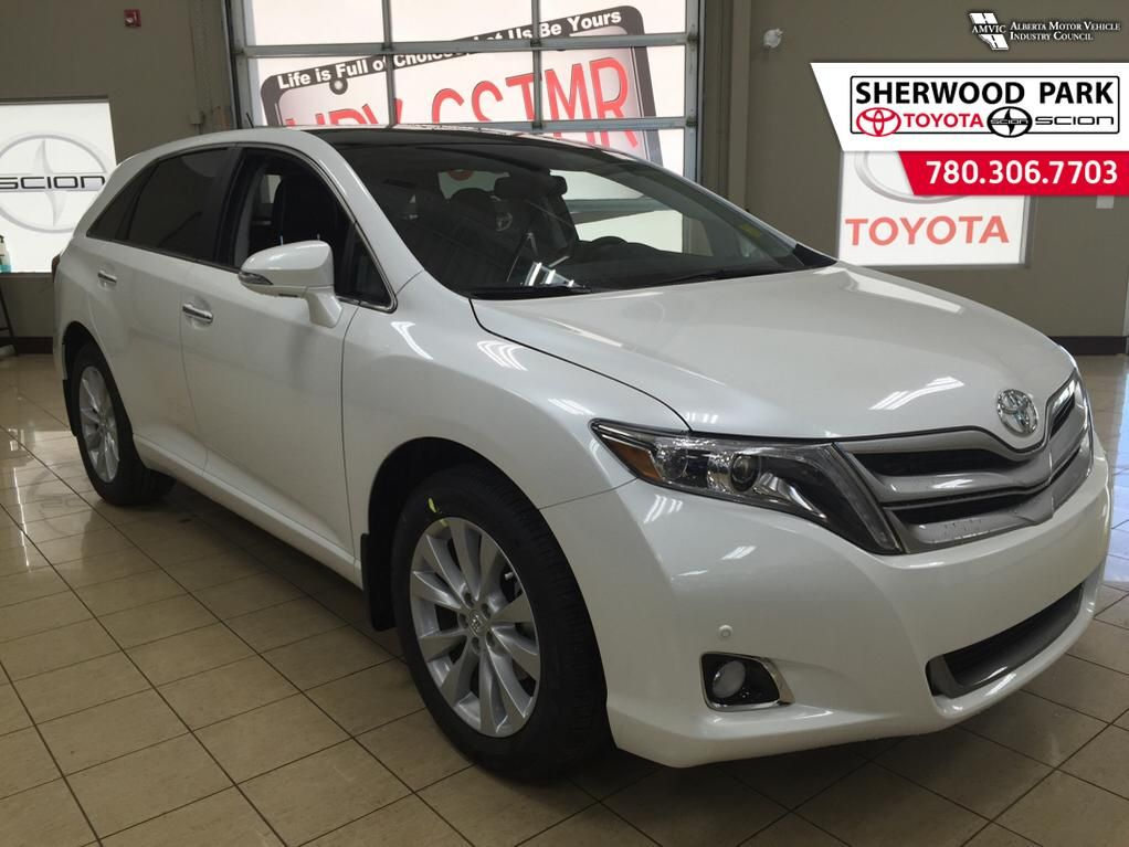 new 2016 toyota venza limited 4 door sport utility in sherwood park 6ve6942 sherwood park toyota. Black Bedroom Furniture Sets. Home Design Ideas