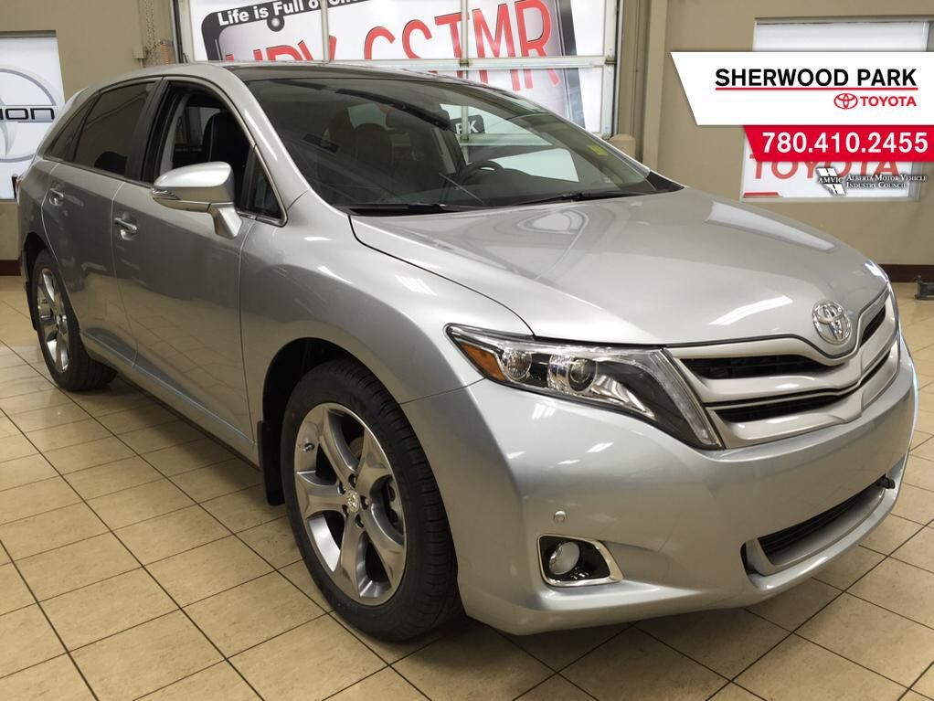 new 2016 toyota venza limited 4 door sport utility in sherwood park 6ve3163 sherwood park toyota. Black Bedroom Furniture Sets. Home Design Ideas