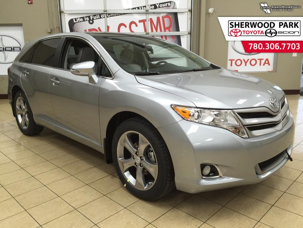 new 2016 toyota venza xle 4 door sport utility in sherwood park 6ve2749 sherwood park toyota. Black Bedroom Furniture Sets. Home Design Ideas