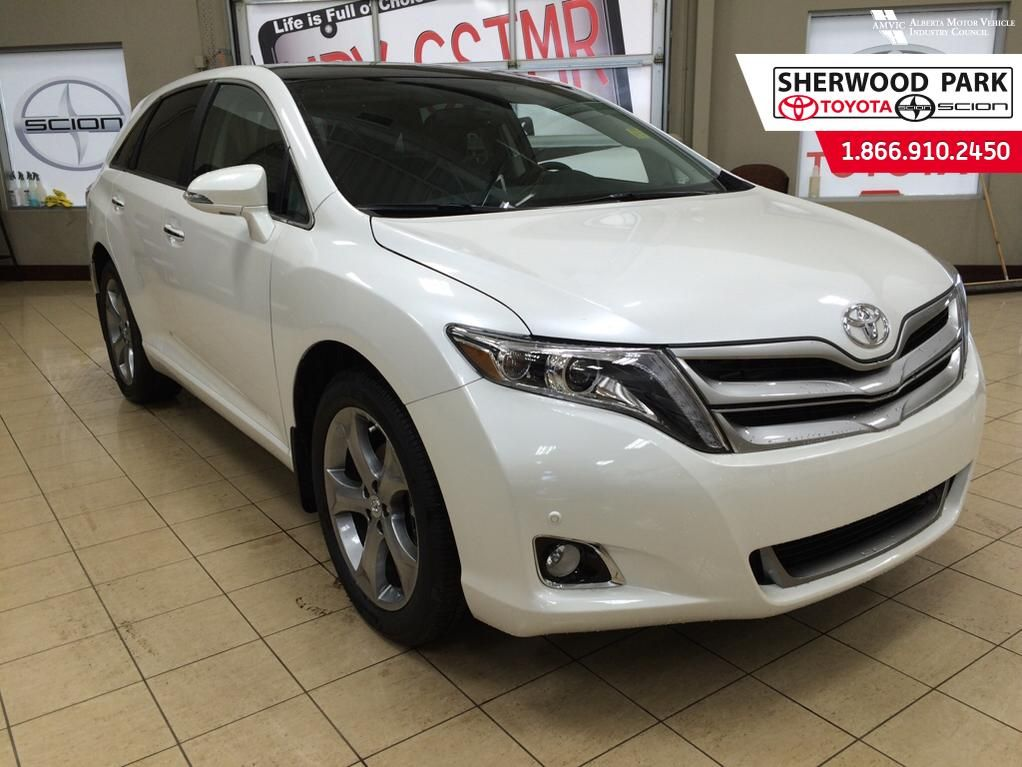 new 2016 toyota venza limited 4 door sport utility in sherwood park 6ve1966 sherwood park toyota. Black Bedroom Furniture Sets. Home Design Ideas