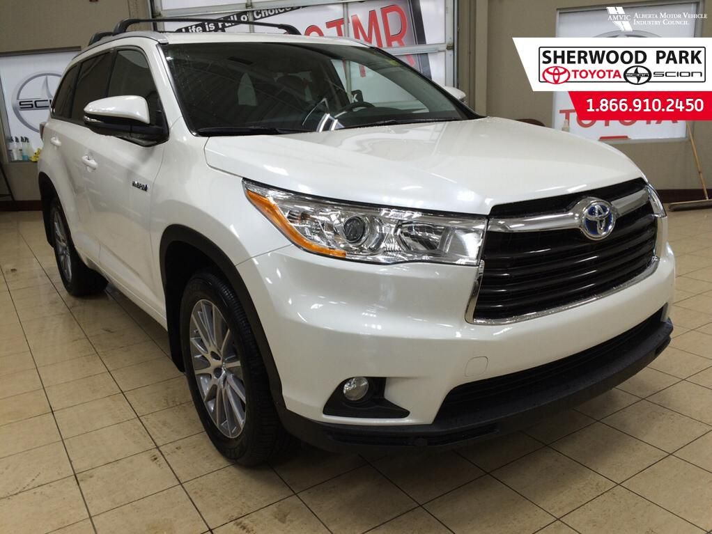 new 2016 toyota highlander hybrid xle 4 door sport utility. Black Bedroom Furniture Sets. Home Design Ideas