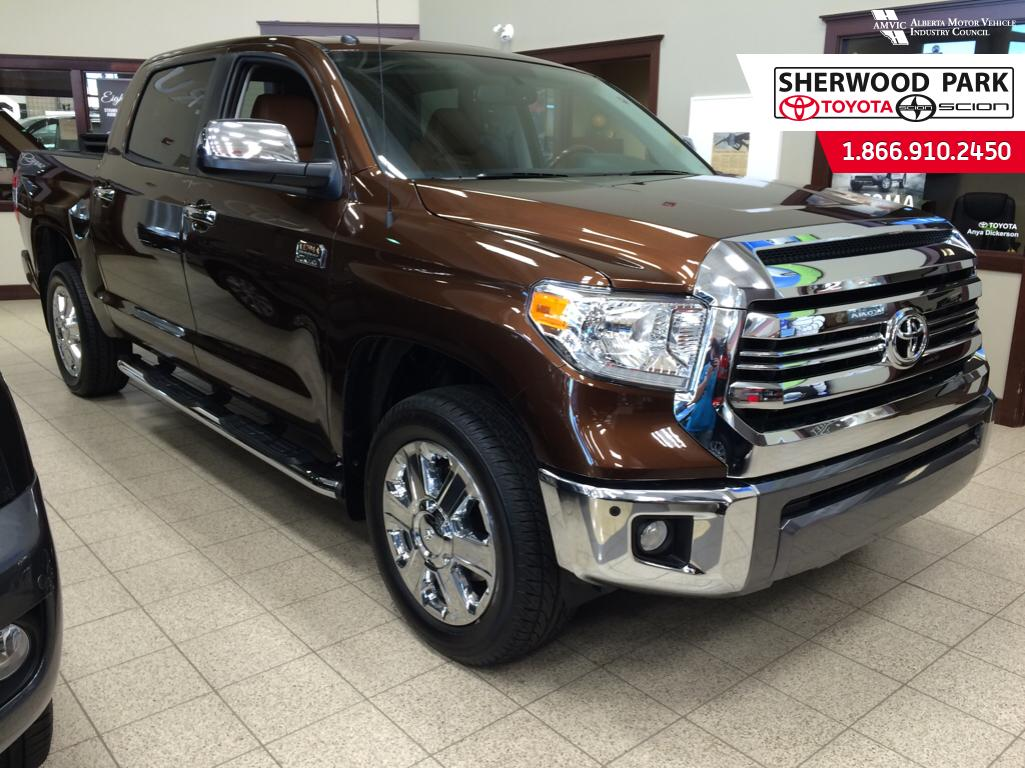 new 2016 toyota tundra 4wd truck 1794 4 door pickup in sherwood park 6tu2844 sherwood park toyota. Black Bedroom Furniture Sets. Home Design Ideas