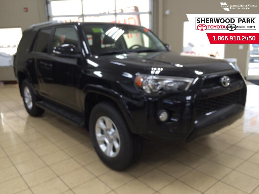 New 2016 Toyota 4runner Sr5 4 Door Sport Utility In